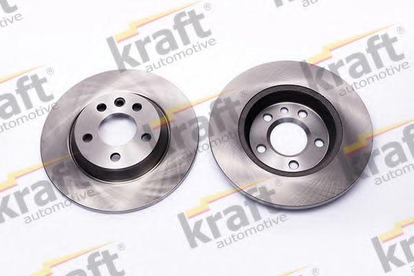 Диск тормозной KRAFT AUTOMOTIVE 6050510