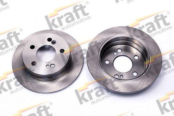 Диск тормозной KRAFT AUTOMOTIVE 6051010