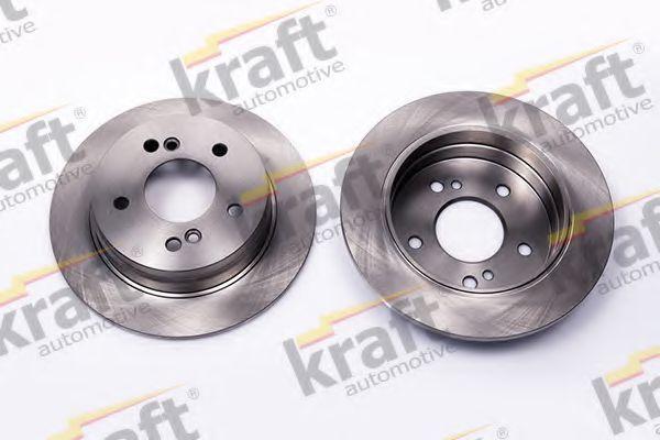 Диск тормозной KRAFT AUTOMOTIVE 6051020