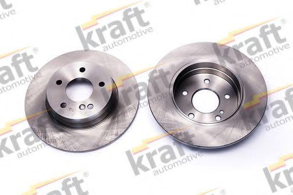 Диск тормозной KRAFT AUTOMOTIVE 6051050