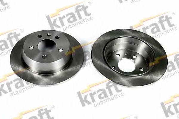 Диск тормозной KRAFT AUTOMOTIVE 6051400