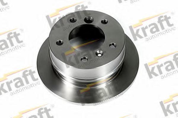 Диск тормозной KRAFT AUTOMOTIVE 6051410