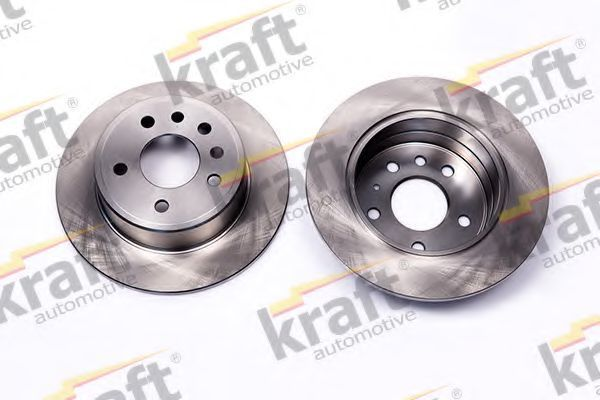 Диск тормозной KRAFT AUTOMOTIVE 6051500