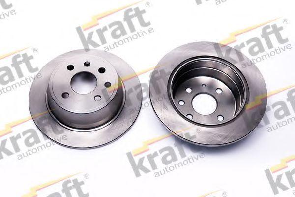 Диск тормозной KRAFT AUTOMOTIVE 6051520