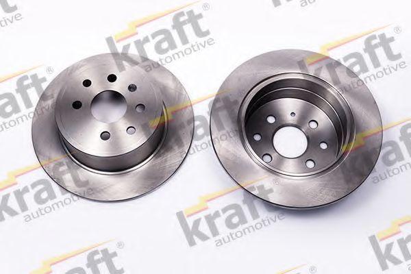 Диск тормозной KRAFT AUTOMOTIVE 6051530