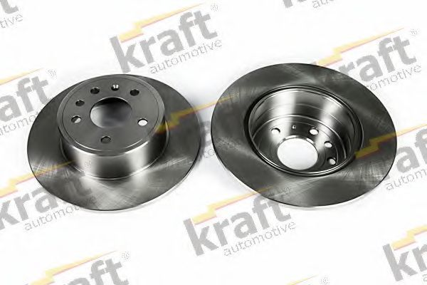 Диск тормозной KRAFT AUTOMOTIVE 6051550