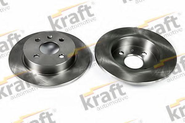 Диск тормозной KRAFT AUTOMOTIVE 6051560
