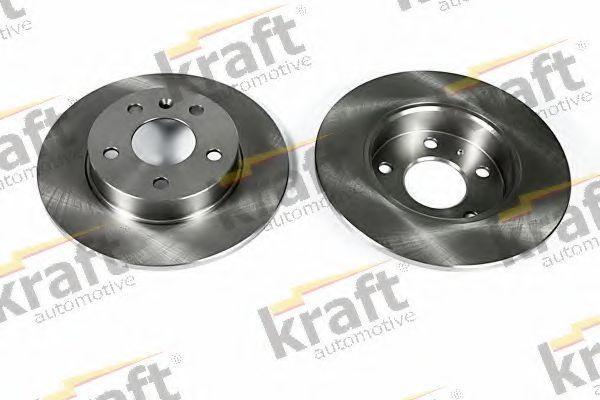 Диск тормозной KRAFT AUTOMOTIVE 6051570