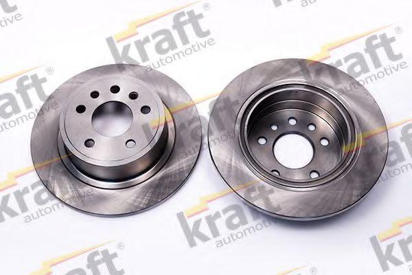 Диск тормозной KRAFT AUTOMOTIVE 6051610