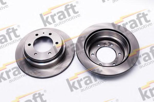 Диск тормозной KRAFT AUTOMOTIVE 6051620