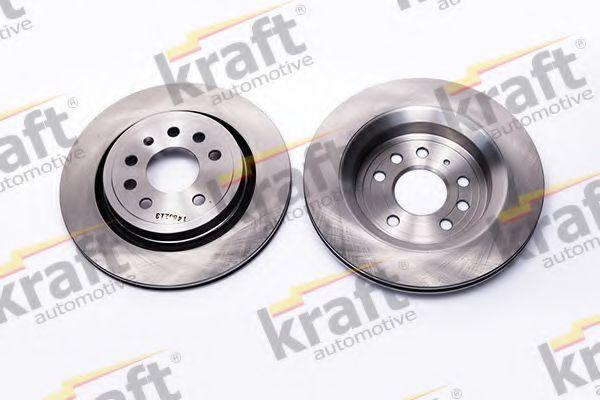 Диск тормозной KRAFT AUTOMOTIVE 6051651