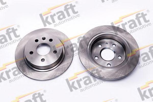 Диск тормозной KRAFT AUTOMOTIVE 6051653