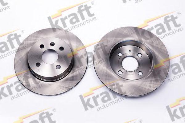 Диск тормозной KRAFT AUTOMOTIVE 6051660