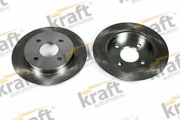 Диск тормозной KRAFT AUTOMOTIVE 6052200