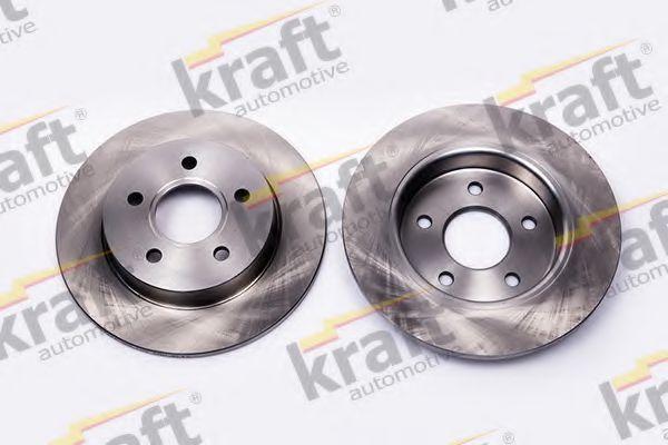 Диск тормозной KRAFT AUTOMOTIVE 6052204