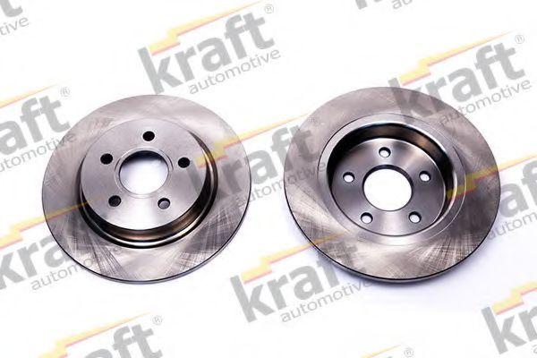Диск тормозной KRAFT AUTOMOTIVE 6052206