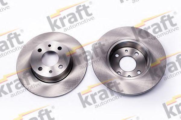 Диск тормозной KRAFT AUTOMOTIVE 6053000