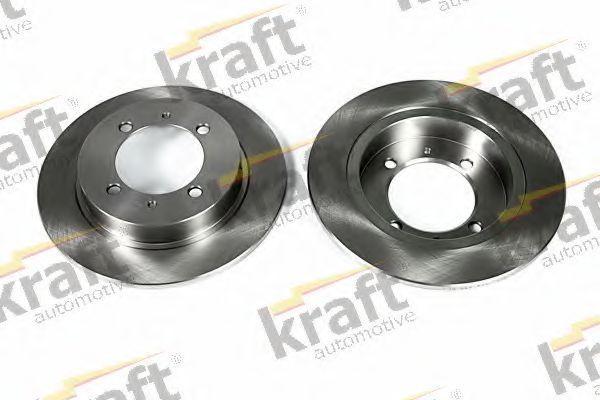 Диск тормозной KRAFT AUTOMOTIVE 6054220