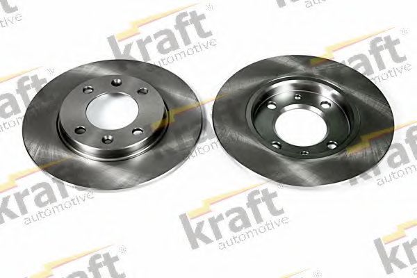 Диск тормозной KRAFT AUTOMOTIVE 6055540