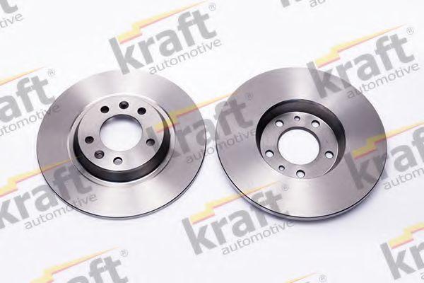 Диск тормозной KRAFT AUTOMOTIVE 6055570