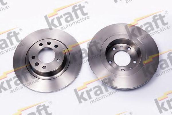 Диск тормозной KRAFT AUTOMOTIVE 6055672
