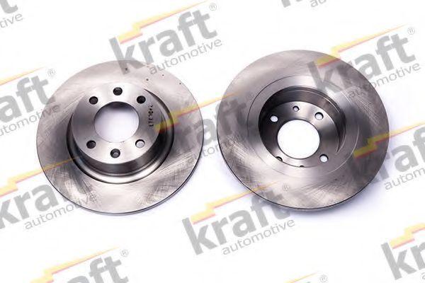 Диск тормозной KRAFT AUTOMOTIVE 6055930