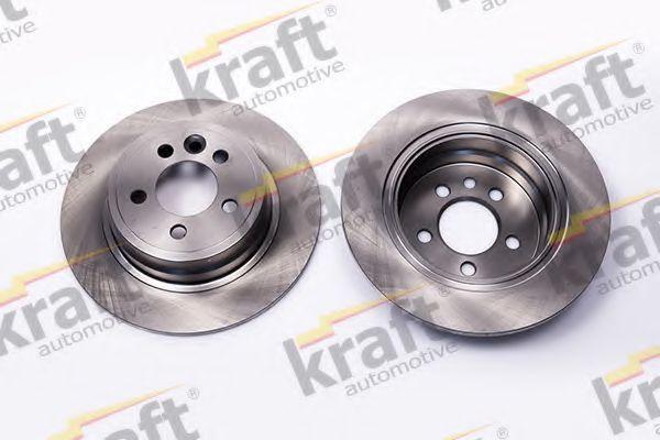 Диск тормозной KRAFT AUTOMOTIVE 6058010