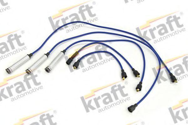 Провода высоковольтные комплект KRAFT AUTOMOTIVE 9121504SW