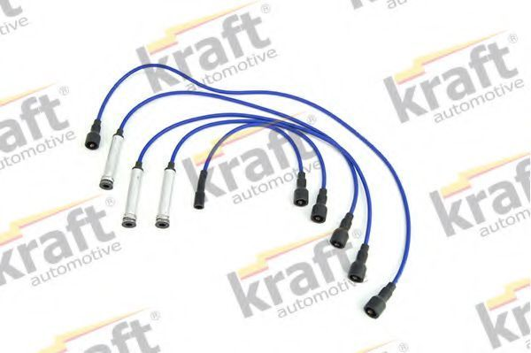 Провода высоковольтные комплект KRAFT AUTOMOTIVE 9121508SW