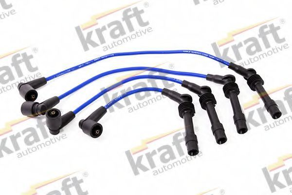 Провода высоковольтные комплект KRAFT AUTOMOTIVE 9121542SW