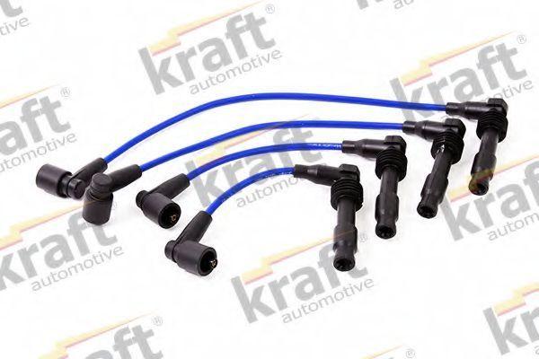 Провода высоковольтные комплект KRAFT AUTOMOTIVE 9121552SW