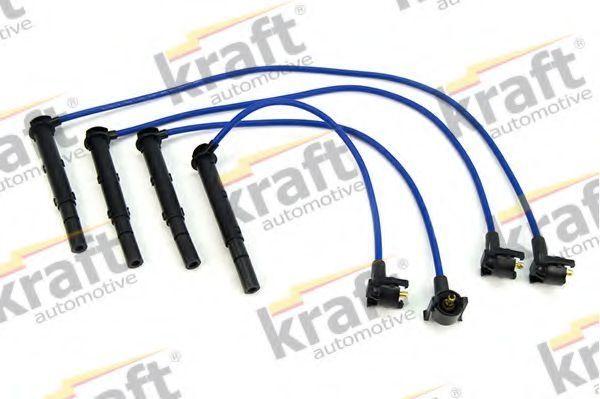 Провода высоковольтные комплект KRAFT AUTOMOTIVE 9122025SW