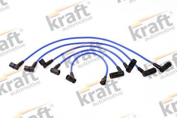 Провода высоковольтные комплект KRAFT AUTOMOTIVE 9123025SW
