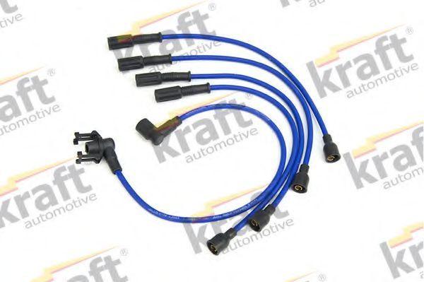 Провода высоковольтные комплект KRAFT AUTOMOTIVE 9125075SW