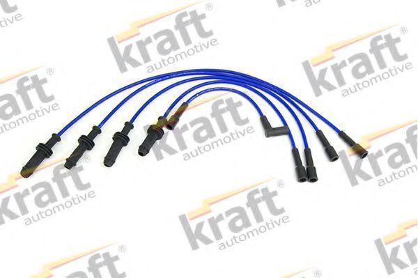 Провода высоковольтные комплект KRAFT AUTOMOTIVE 9125511SW