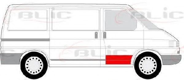 Дверь BLIC 6015009558122P