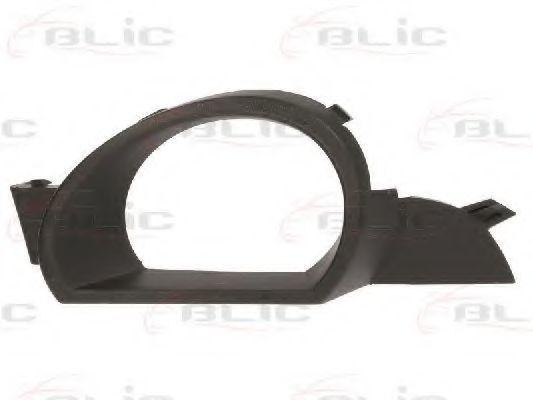 Решетка радиатора BLIC 6502070040998P