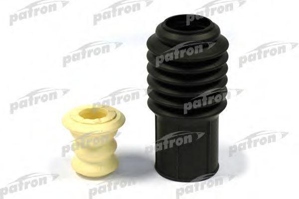Пылезащитный комплект, амортизатор PATRON PPK10207