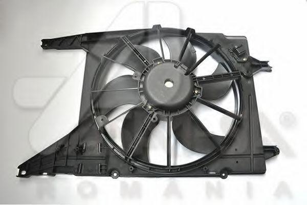 Вентилятор охлаждения двигателя ASAM S.A. 32001