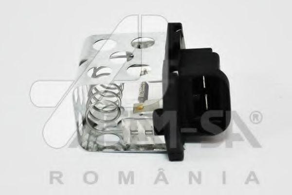 Сопротивление вентилятора ASAM S.A. 30959