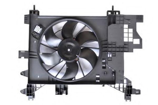 Вентилятор охлаждения двигателя ASAM S.A. 32101