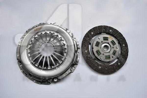 Комплект сцепления ASAM S.A. 80080