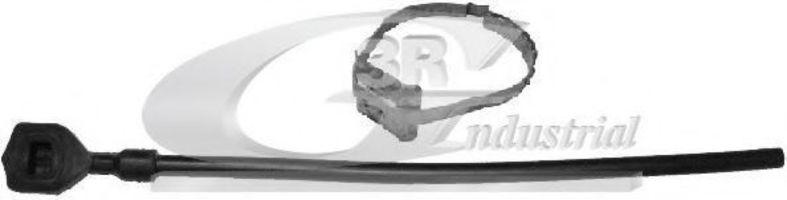 Втулка, амортизатор 3RG 80204
