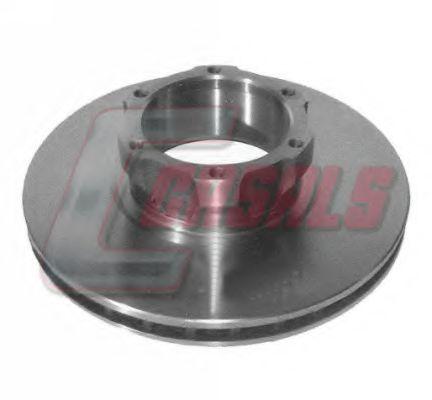 Тормозной диск CASALS 55143