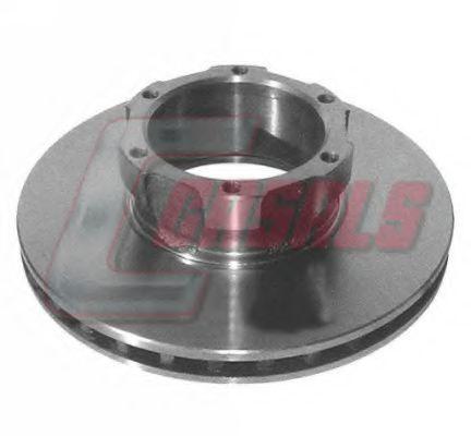 Тормозной диск CASALS 55144