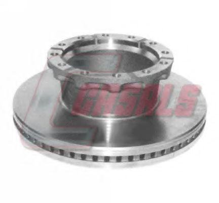 Тормозной диск CASALS 55369