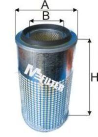 Фильтр воздушный MFILTER A829