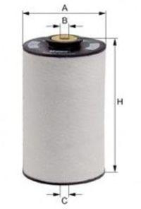 Фильтр топливный MFILTER DE 689