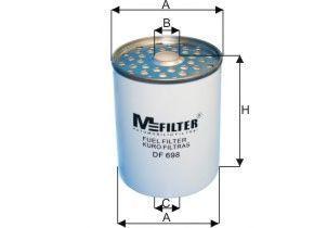 Фильтр топливный MFILTER DF 698