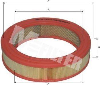 Фильтр воздушный MFILTER A 105
